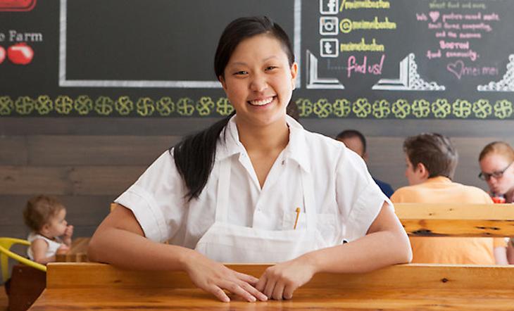 Irene Li '15