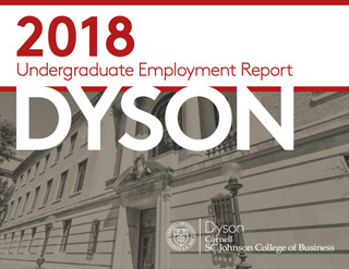 Undergraduate Career Outcomes in Applied Economics | Cornell Dyson