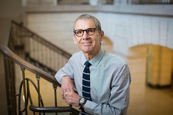 portrait of Ed McLaughlin