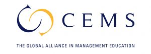 CEMS logo with selling line