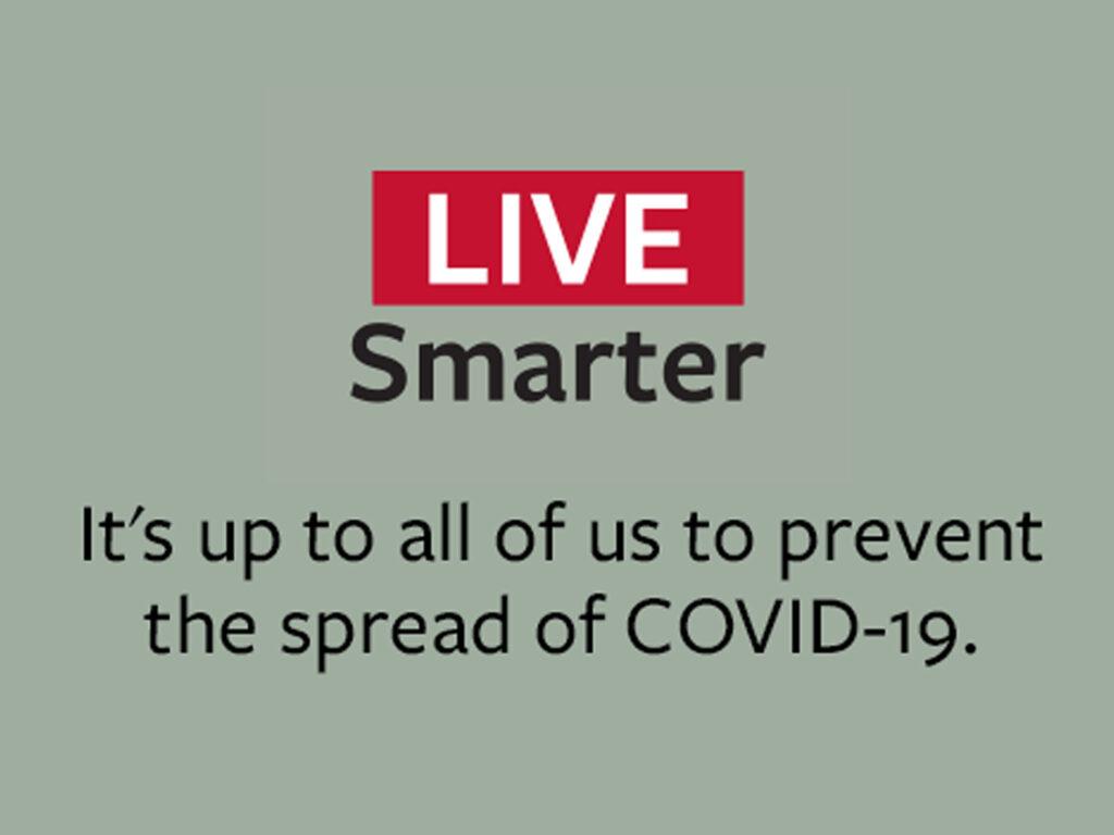 covid-19 live smarter